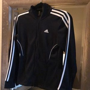 Adidas Climalite zip up